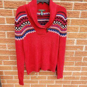 Vintage Ralph Lauren Nordic Sweater